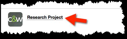 click assignment link
