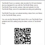 QR Code for Fuse App