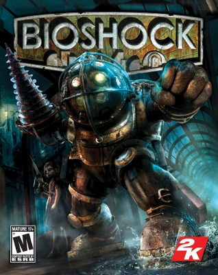 the cover of Bioshock